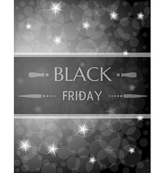 Black friday abstract background vector