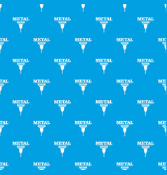 Service tool pattern seamless blue vector