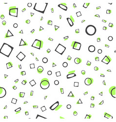 abstract seamless pattern simple style vector image vector image