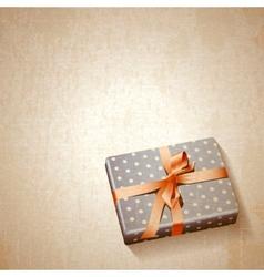 Box present holiday vector