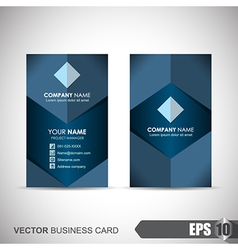 Business card 004 vector