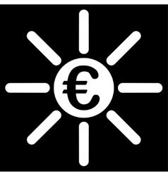 Distribution icon vector
