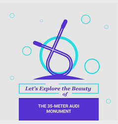 Lets explore beauty 35-meter audi vector