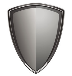 shield 002 vector image