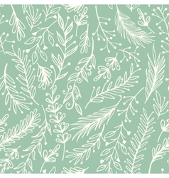 Branch Pattern vector image vector image