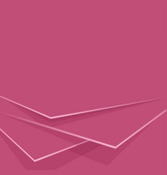 Abstract background pink layers editable vector