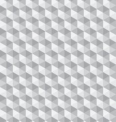 Abstract geometric triangle hexagon seamless vector