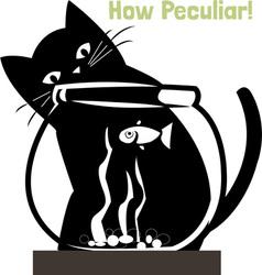 How Peculiar vector