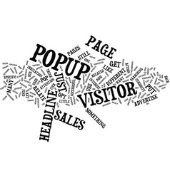 The popup friend or foe text background word vector