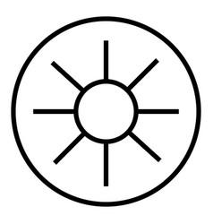kiwi icon vector image