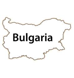 Bulgaria vector