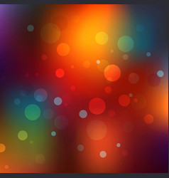 abstract christmas background colorful background vector image
