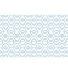 Gray and white wavy striped asian background vector