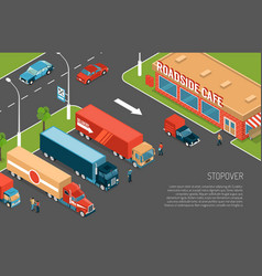 Isometric delivery vector