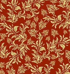 Royal Floral Background vector