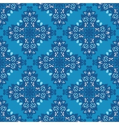 Seamless pattern abstract geometric pattern vector image