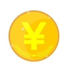 Yen Symbol Yuan vector image
