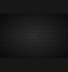 Geometric polygons background abstract black vector