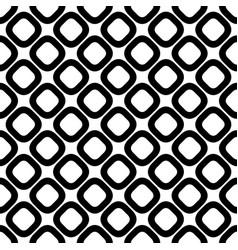 Repeating monochrome square pattern - halftone vector