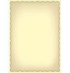 old frame with gradient vector image