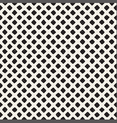 hand drawn style seamless pattern abstract grungy vector image