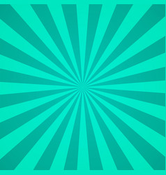 radial sunrise retro backgroundsunburst pattern vector image