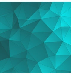 Abstract retro triangle background vector image