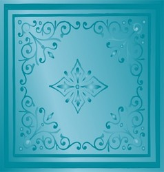 Background Vintage Style Design Abstract Light vector image vector image