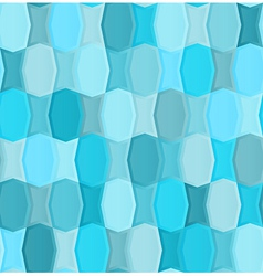 seamless pattern seems of the two types of tiles vector image