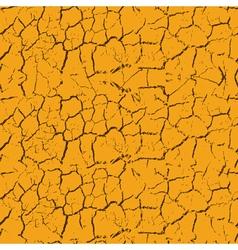 seamless cracks vector image
