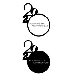 2020 vector image