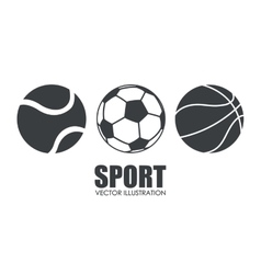 sport related icon image vector image
