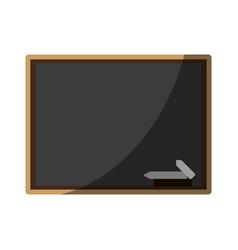 board draw chalk vector image