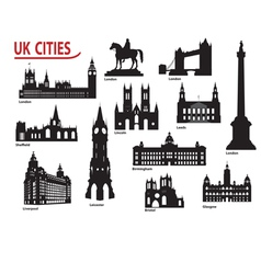 City of Great Britain vector image vector image