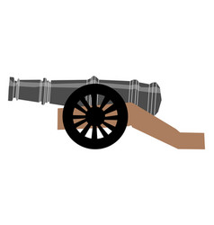 cannon vector image vector image