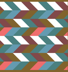 abstract retro colorful parallelogram seamless vector image
