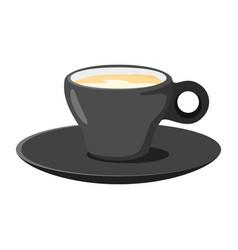 icon for coffee menu design vector image