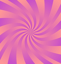Magenta orange twirl wallpaper vector