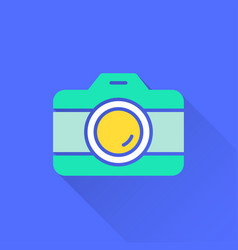 photo - icon vector image