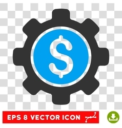 Financial Options Eps Icon vector