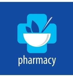 Logo pharmacy vector