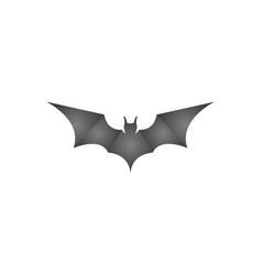 Bat logo and symbols template vector