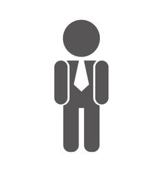 Executive man design vector