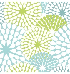 seamless texture flowers vector image