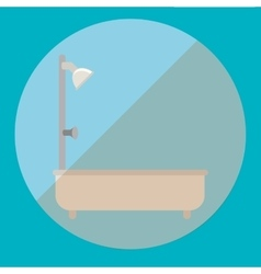hotel services icon vector image vector image