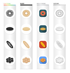 production design cooking and other web icon in vector image