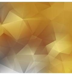 Geometric background with triangular EPS10 vector