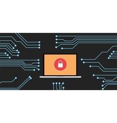 Website security vector
