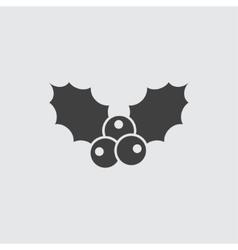 Berry icon vector image