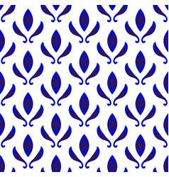 ceramic pattern vector image